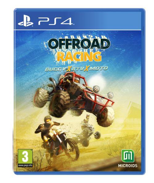 Off-Road Racing PS4