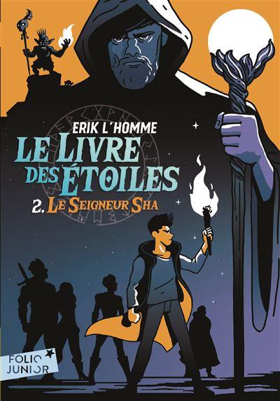 Le Livre des Étoiles (Tome 2-Le seigneur Sha)