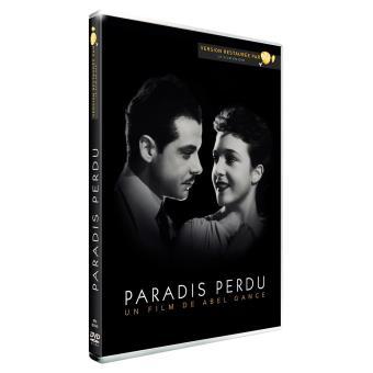 Paradis perdu Version 2015 DVD