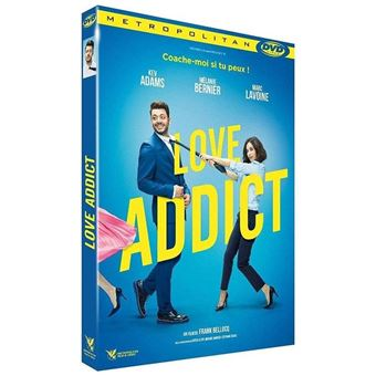 Love Addict DVD