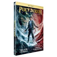 Coffret Percy Jackson 1 et 2 Blu-ray