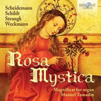 Rosa mystica/magnificat pour orgue