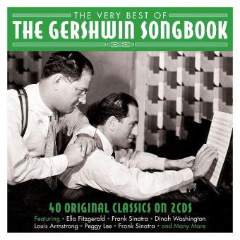 VERY BEST OF THE GERSHWIN SONGBOOK/2CD