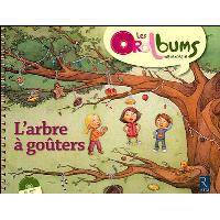 Arbre a gouters + cd audio