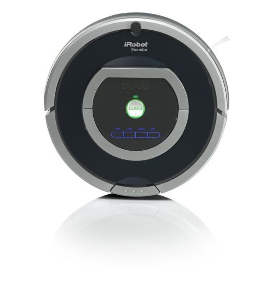 Aspirateur Robot iRobot Roomba 786p