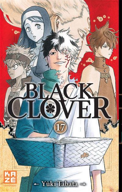 Black Clover T17 - 9782820336422 - 4,99 €