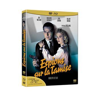 Espions sur la Tamise Combo Blu-ray DVD