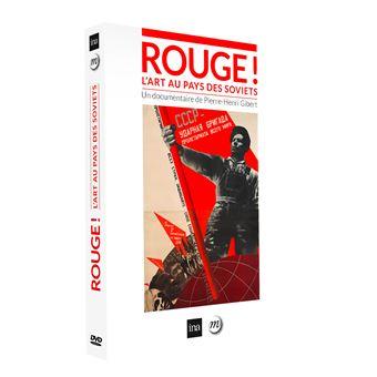 Rouge ! L'art au pays des Soviets DVD