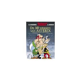 Asterix NLDe XII werken van Asterix