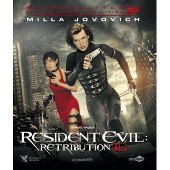 Resident EvilResident Evil 5 : Retribution Blu-Ray 3D