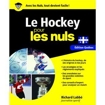 Pour les nulsLe hockey Pour les Nuls