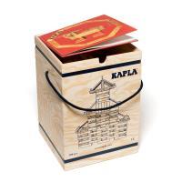 Kapla houten bouwset met 280 planken