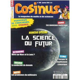 Cosinus,200:la science du futur