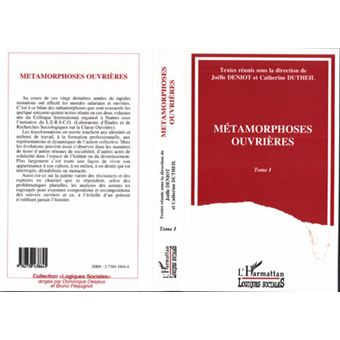 Metamorphoses ouvrieres,1