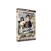 L'attaque de la malle-poste Combo Blu-ray DVD