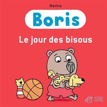 BorisBoris le jour des bisous