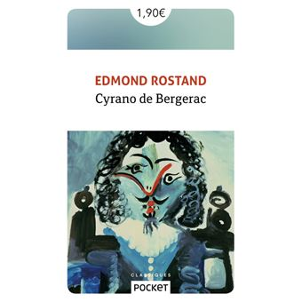 cyrano de bergerac euros poche edmond rostand. Black Bedroom Furniture Sets. Home Design Ideas