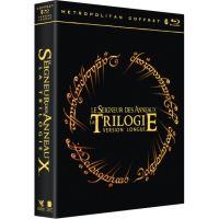 Coffret Le Seigneur des Anneaux Version longue Blu-ray