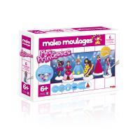 Moulages Mes Princesses Mako 6 Moules