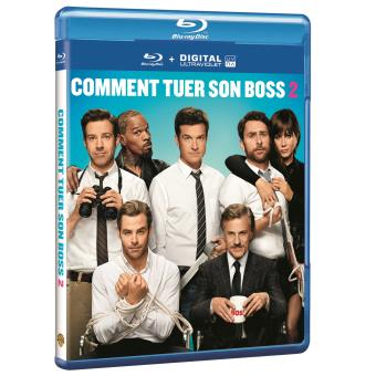 Comment tuer son boss 2 Blu-ray
