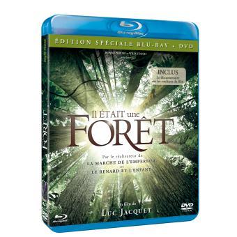 Il était une forêt Combo blu-Ray + DVD Edition Spéciale