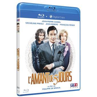 L'amant de 5 jours Blu-ray