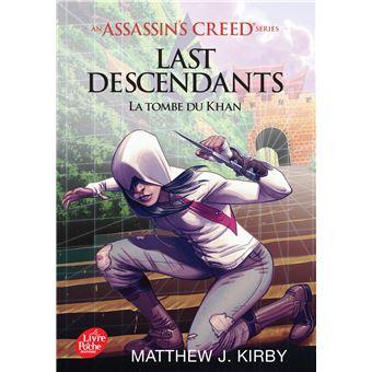 Assassin's creedLa tombe du Khan