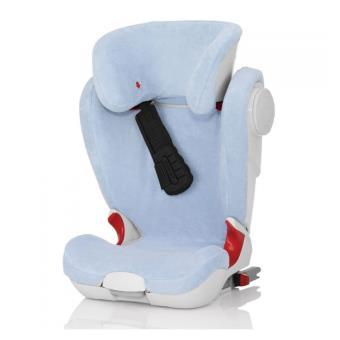 housse d t britax r mer pour si ge auto kidfix xp bleu produits b b s fnac. Black Bedroom Furniture Sets. Home Design Ideas