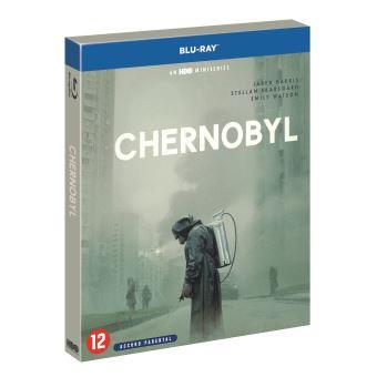 ChernobylCHERNOBYL BLU RAY - BIL