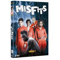 Misfits - Coffret intégral de la Saison 1