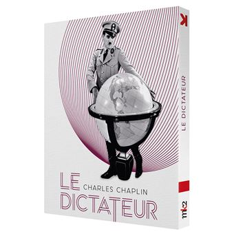 Le Dictateur Edition Collector Blu-ray