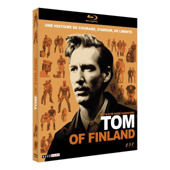 Tom of Finland Edition Collector Blu-ray