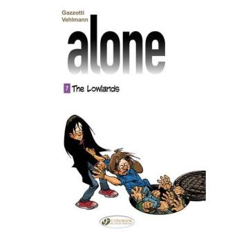 AloneAlone - tome 7 The lowlands