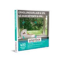 Coffret cadeau Smartbox Séjour Détente & Spa