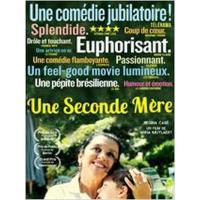 Une seconde mère DVD