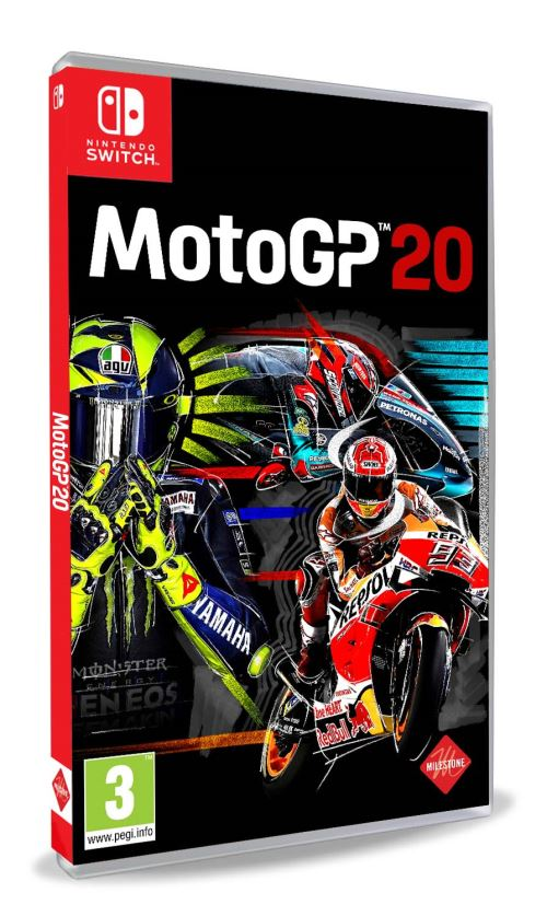 Moto GP 2020 Nintendo Switch