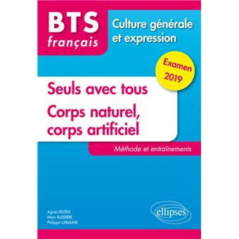 Bts Francais Culture Generale Et Expression Nouveau Theme Et