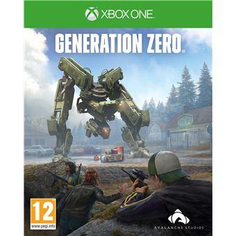 GENERATION ZERO FR/NL XONE