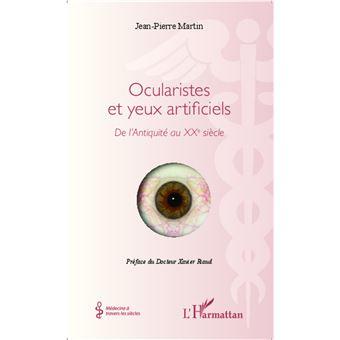 Ocularistes et yeux artificiels