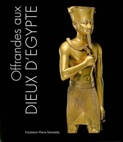 Offrandes Aux Dieux d'Egypte / Broche