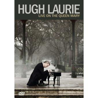 Hugh Laurie live on the Queen Mary DVD