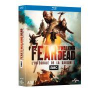 Fear The Walking Dead Saison 5 Blu-ray