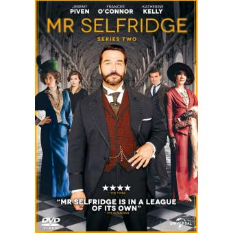 Mr Selfridge - Seizoen 2 DVD-Box