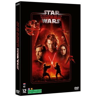 Star WarsStar Wars La Revanche des Sith Episode 3 DVD