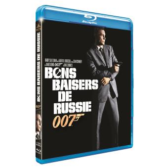 James BondBons baisers de Russie Blu-ray