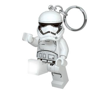 Porteclés LED Lego Star Wars Stormtrooper Porteclef Achat - Porte clef photo