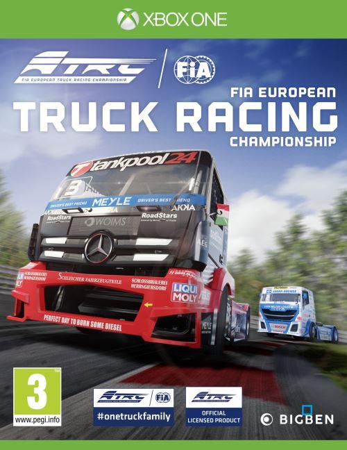 FIA European Truck Racing Championship Xbox One