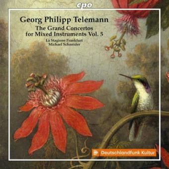 Concertos pour instruments varies vol 5