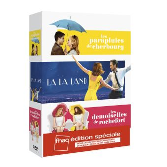 Lalaland/coffret special fnac/demoiselles de rochefort