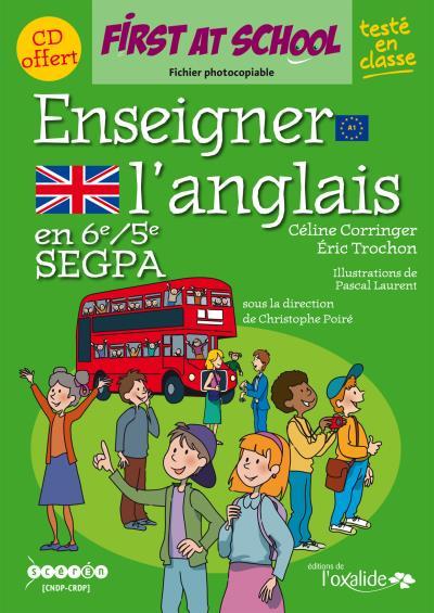 Enseigner l'anglais en 6ème-5ème SEGPA